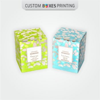 Custom Candle Boxes
