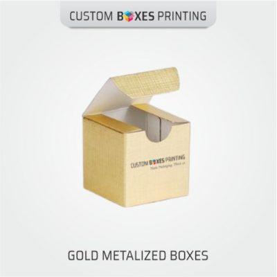 wholesale gold foil boxes