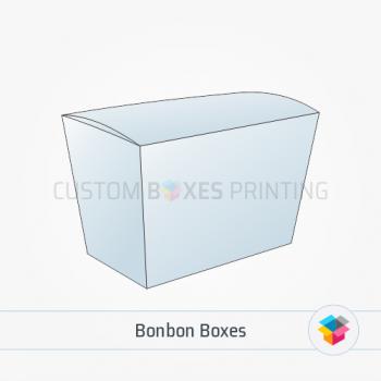 Custom bonbon boxes