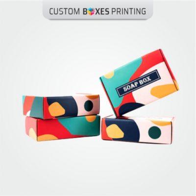 Soap boxes new designs