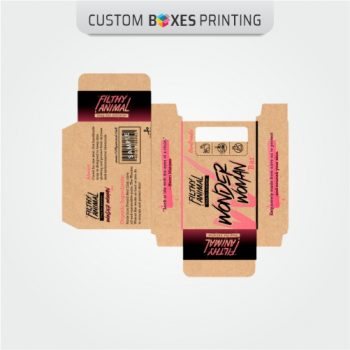 custom Soap boxes new designs