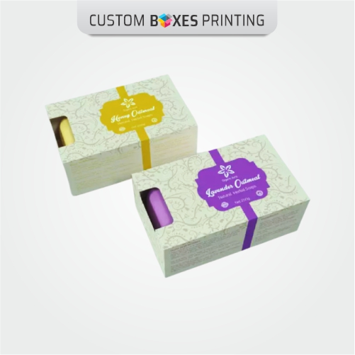 custom bath soap boxes