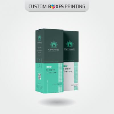 cbd tincture packaging