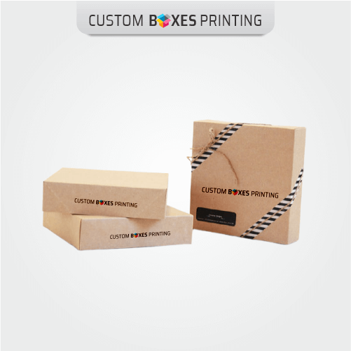 Custom Kraft Apparel Boxes